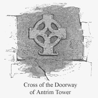 Cross the Doorway of Antrim Tower