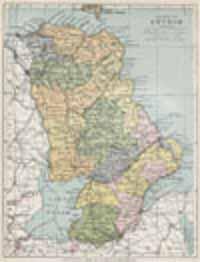 County Antrim Map