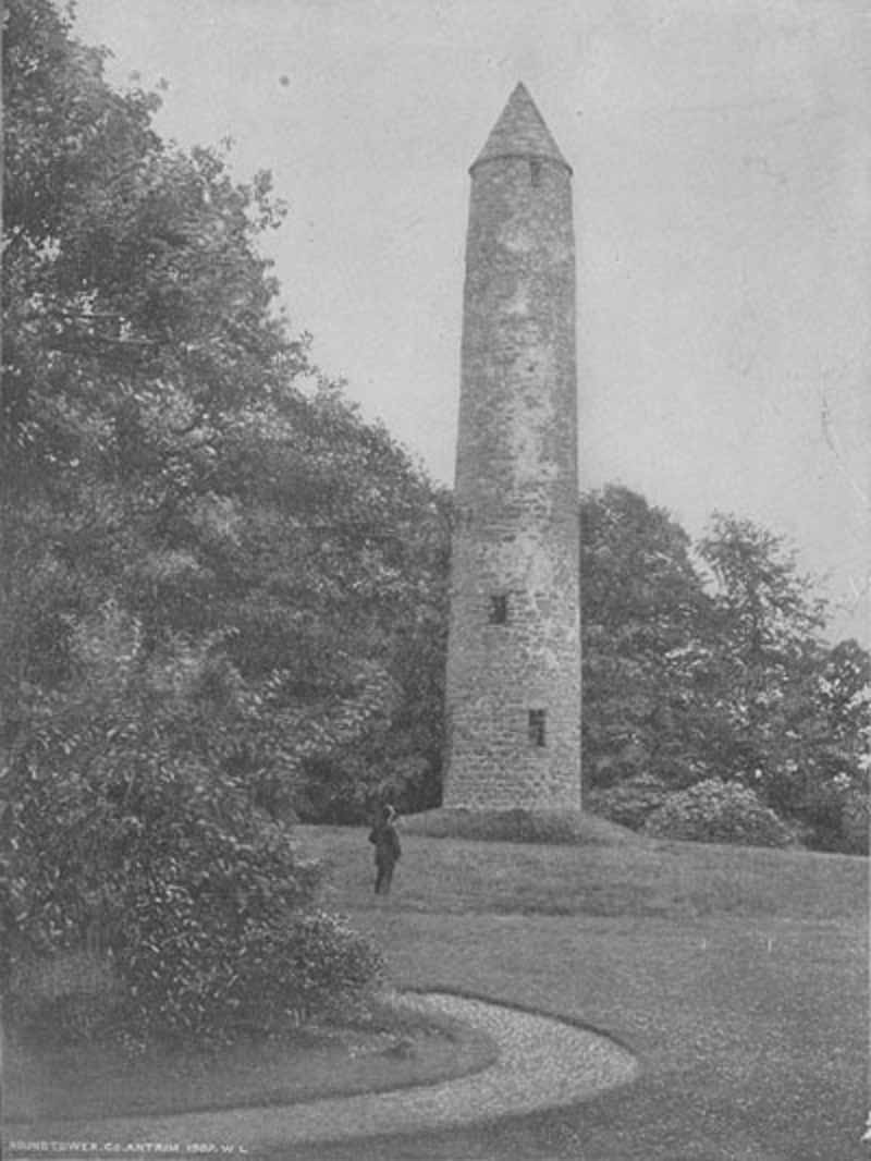 Round Tower, County Antrim