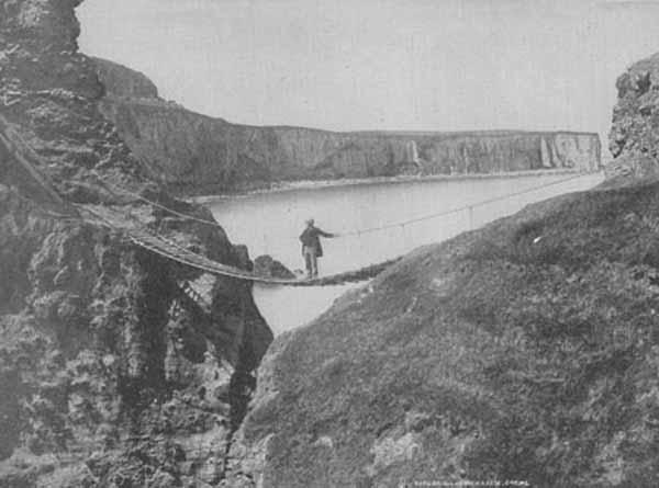 Carrick-A-Rede, County Antrim