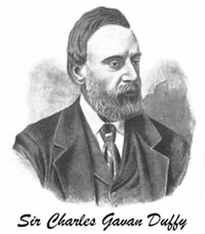 Portrait of Sir Charles Gavan Duffy