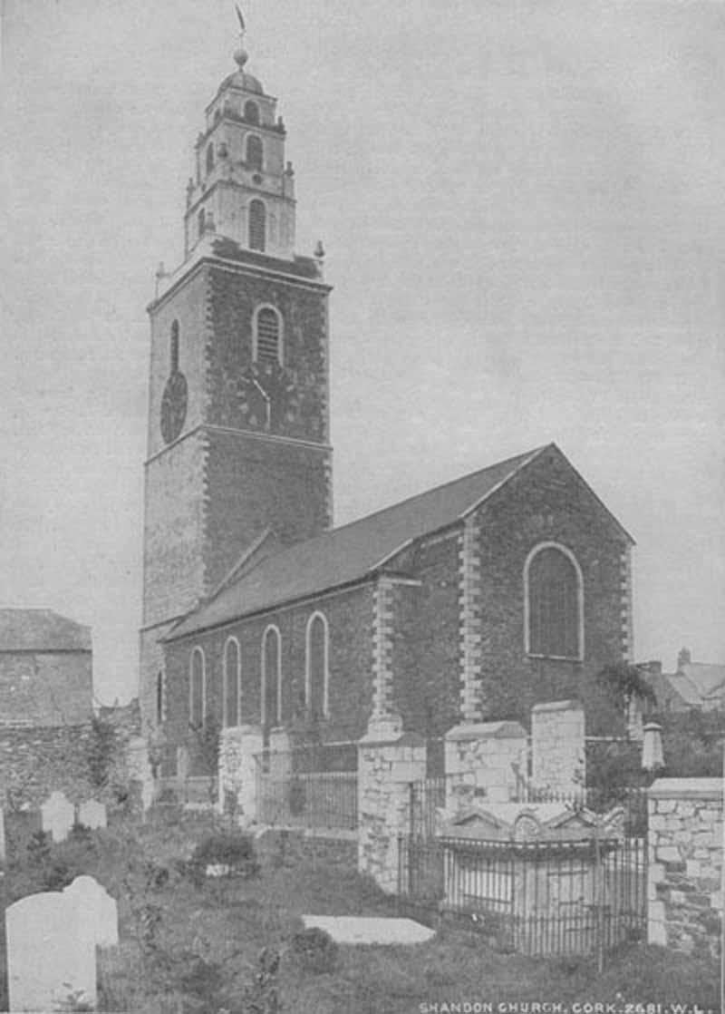 Shandon Church, County Cork