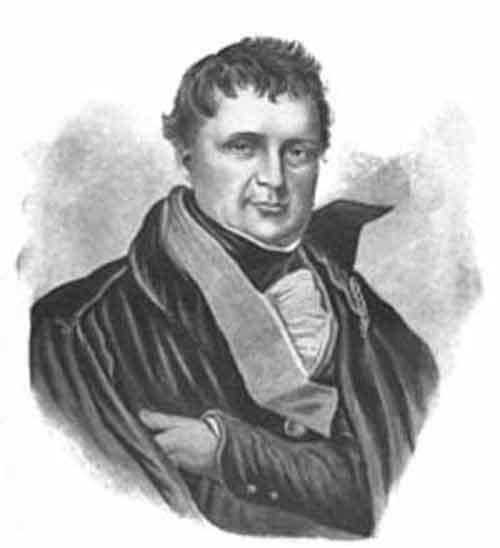 Portrait of Daniel O'Connell