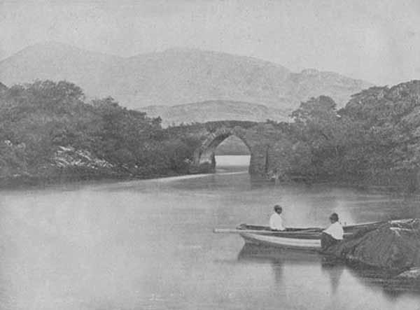 Brickeen Bridge, Kerry