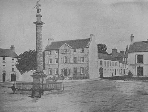 Cumberland Square, Birr, County Offaly