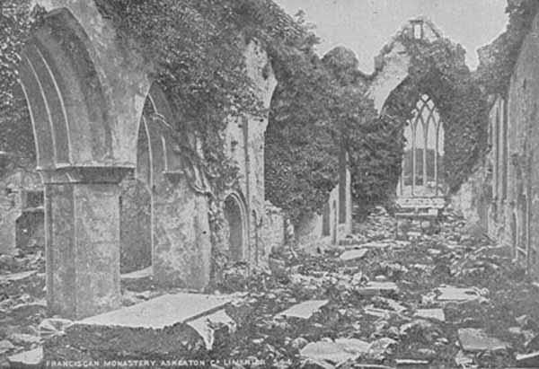 Franciscan Abbey, Askeaton, Limerick