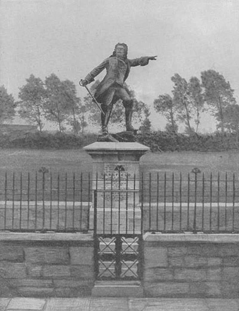 Patrick Sarsfield Statue, Limerick