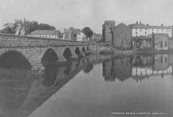 Thomond Bridge, Limerick