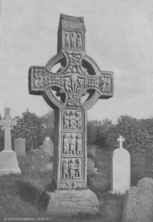 Celtic Cross, Monasterboice