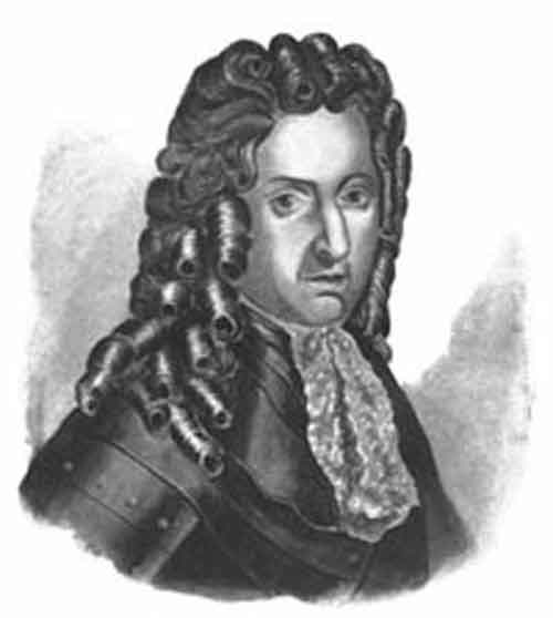 Portrait of Patrick Sarsfield