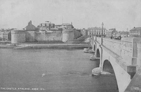 Bridge and Castle, Athlone