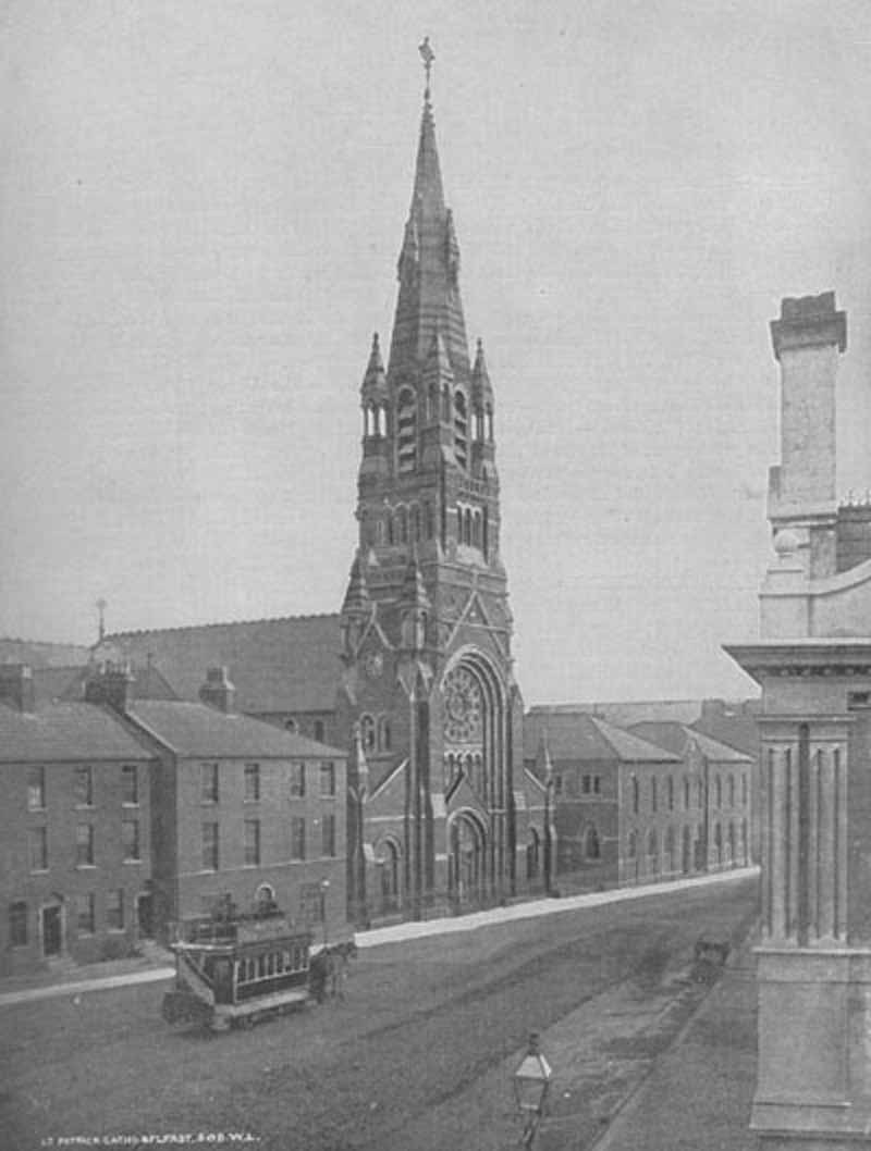 St. Patrick's Cathedral, Belfast