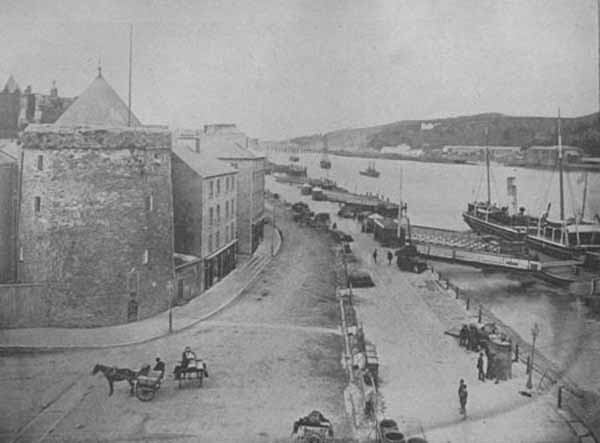 Reginald's Tower and Quay, Waterford