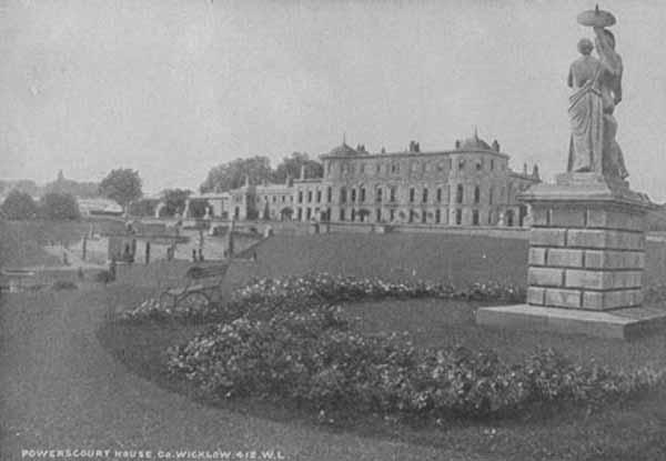 Powerscourt; image held here