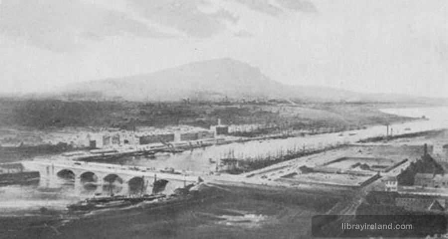 Belfast Harbour, circa 1875