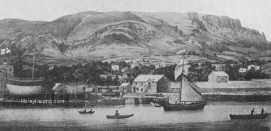 Belfast Shipyard 1812
