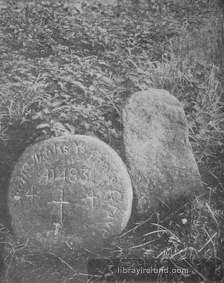 Friar's Grave, Friar's Bush, Stranmillis Road, Belfast