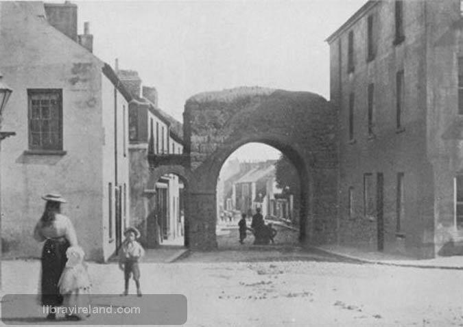 North Gate, Carrickfergus