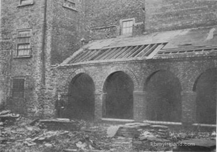 Old Brown Linen Hall, Belfast