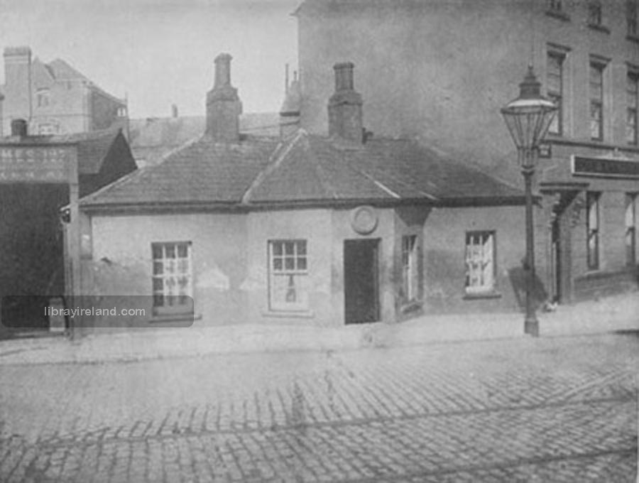 Old Turnpike Toll House at Junction of Lisburn Road and Malone Road, Belfast