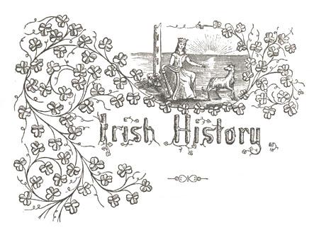 OLD IRISH HISTORY BOOKS