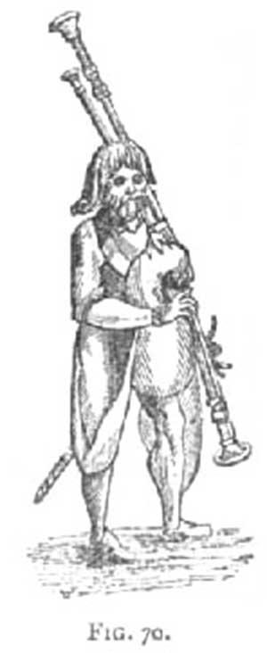 The Irish Bagpipes