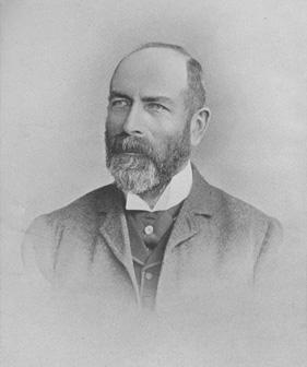 Portrait of P. W. Joyce