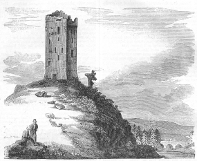 Conna Castle, County Cork, Ireland