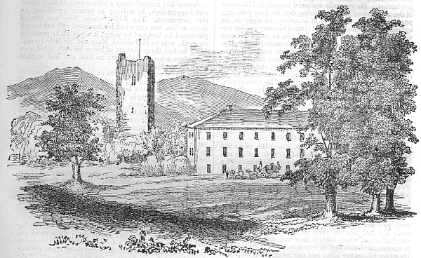 Drishane Castle, County Cork