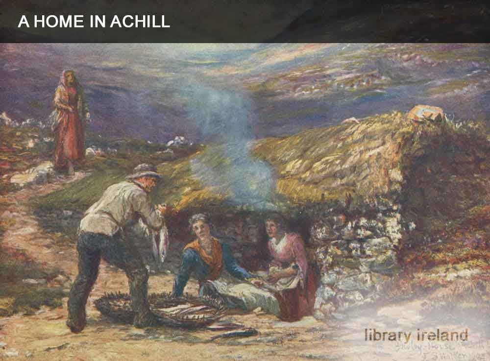 An Achill home