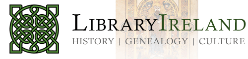 Library Ireland Logo